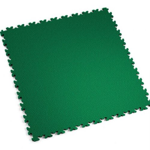 Green Snakeskin - Motolock Interlocking Floor Tile